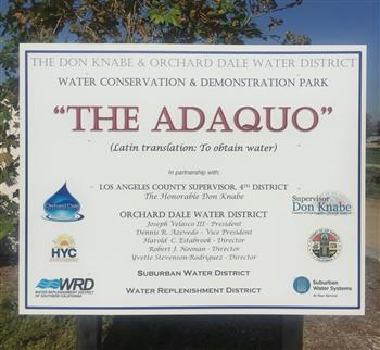 THE ADAQUO